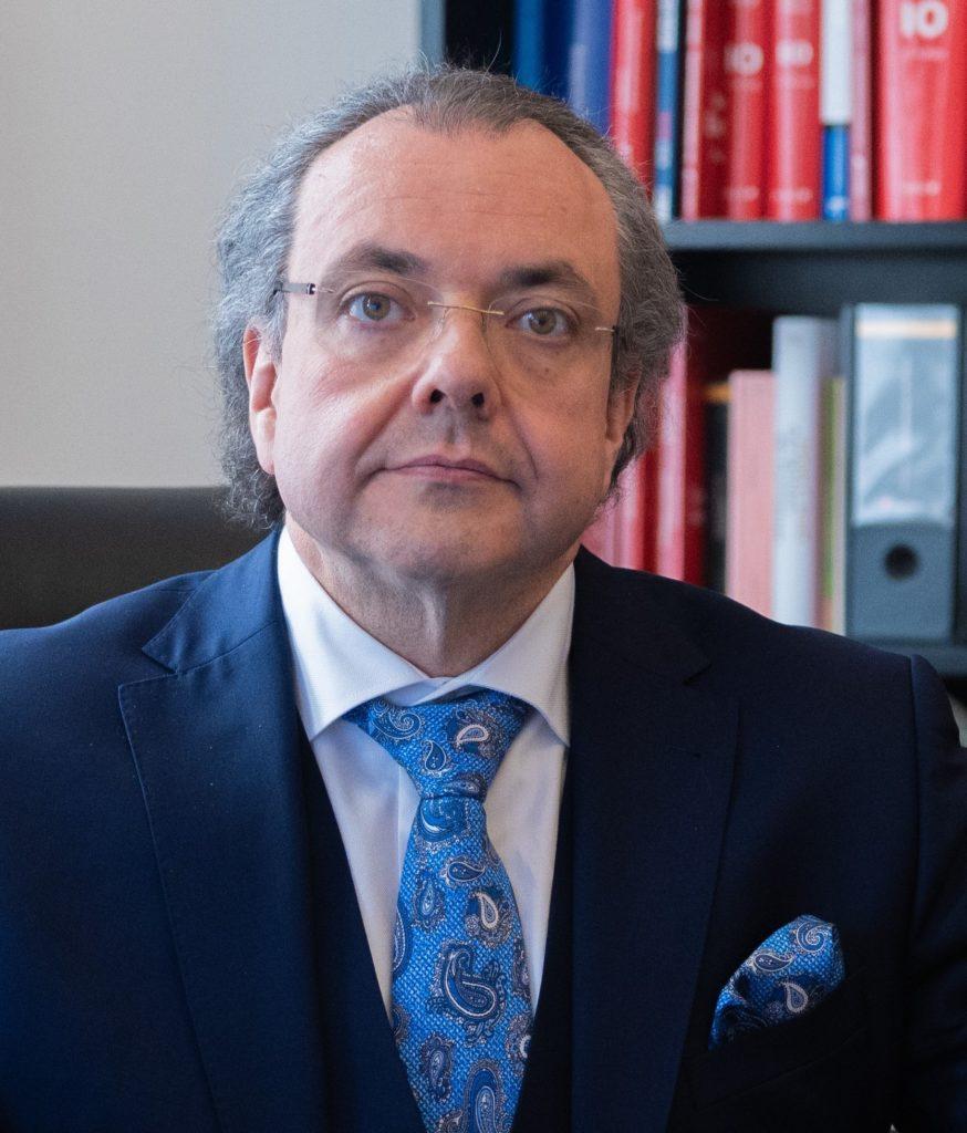 Dr. Naske Portrait